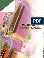 MB120 Service Manual