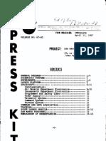 San Marco-B Press Kit