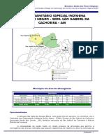 DISTRITO SANITÁRIO ESPECIAL INDÍGENA DO ALTO RIO NEGRO - SEDE