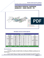 DISTRITO SANITÁRIO ESPECIAL INDÍGENA DE PERNAMBUCO - SEDE
