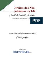 Os Direitos dos Não Muçulmanos no Islã