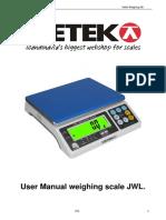 JWL User manual