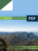 CNC Flora - Áreas prioritárias