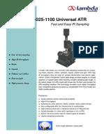 LA-025-1100 Universal ATR (ZnSe) (1)