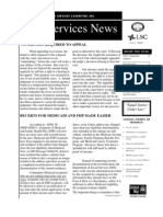 Law Services News