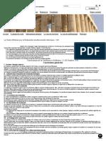 La Charte d'Athènes pour la Restauration des Monuments Historiques - 1931