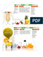 tequila based drinks