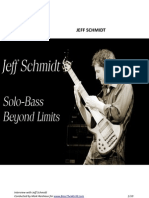 Jeff Schmidt Interview (in english)