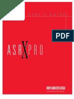 asrxpro