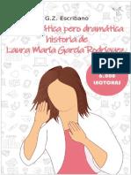 La Simpatica Pero Dramatica Historia de Laura Maria Garcia Rodriguez- G.Z. Escribano