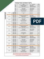 Planing tutorat  regroupement FC PME3 2020 2021