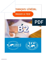 test de niveau de français général,