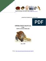 Operational Manual_Newcastle disease