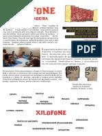 Xilofone Doc Casa da Infancia