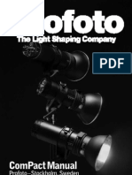 Profoto UsersGuide ComPact