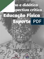 Livro 5 Ressignificar - Ensino e Didática de perspectiva crítica na Educação Física e no Esporte