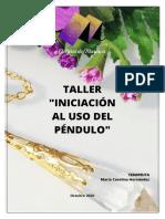 Taller Iniciación al Uso del Péndulo guia.pdf