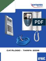 CatalogoVideoportero2008