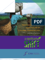 A Significant Shift Women Food Security and Agriculture in a Global Marketplace
