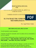 El Pachakutik Como Proceso Metodológico