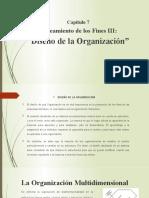 La Organización Multidimensional