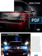 2010 Ford Flex brochure