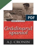 0-A.J. Cronin - Gradinarul spaniol.pdf