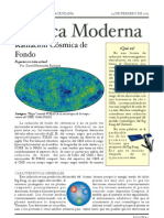 Poster Radiación de Fondo
