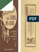 Le Grivès François - Les Rigolades de l'École Des Gogos