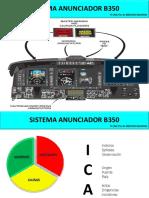 4. Sistema Anunciador 350