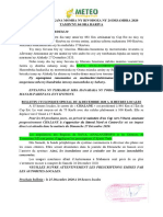 Bulletin Cyclonique Special _TTM CHALANE_24122020-16h