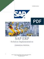 SAP ERP Implementation Commercial