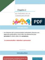 Cours Communication Marketing  Chapitre 2