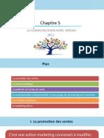 Cours Communication Marketing  Chapitre 5