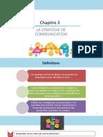 Cours Communication Marketing Chapitre 3