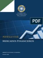 Newsletter dos Mercados Financeiros - Outubro 2020