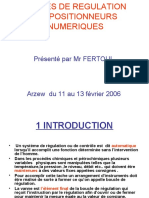 VANNES DE REGULATION ET POSITIONNEURS.ppt