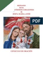 Reinado de Los Sacratísimos Corazones de Jesús, María y José