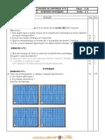 Devoir de Contrôle N°2 - Sciences physiques - 2ème Sciences (2011-2012) Mr ghamougui a