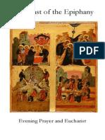 Epiphany Eucharist