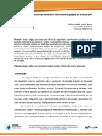 Barros - Criatividades composicionais no ensino
