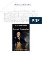 George Washington par Woodrow Wilson