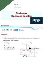 CMTD-Dimensionnement des Corbeaux