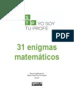Enigmas matemáticos .pdf