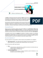 Baromètre LGBTphobies 2020 - Synthèse des résultats