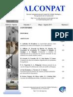 Revista_ALCONPAT_volumen1_ numero2_Mayo_Agostol_2011