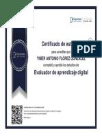 DIPLOMA EDUCADOR DE APRENDIZAJE DIGITAL