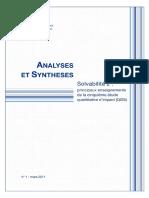 201103 Acp Solvabilite 2 Enseignements de Qis5 0