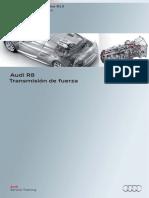613_Audi R8 Transmison de Fuerza