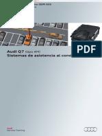 635_Audi Q7 (Tipo 4M) Sistemas de Asistencia Al Conductor